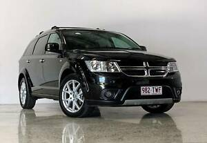 2013 Dodge Journey R/T Automatic 7 Seat SUV Ashmore Gold Coast City Preview