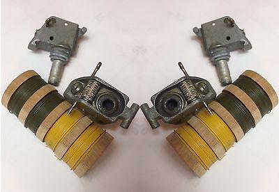 4 PERIMETER booby trap ALARMS Prepper Snare Trip Wire Spring Striker 209 primer