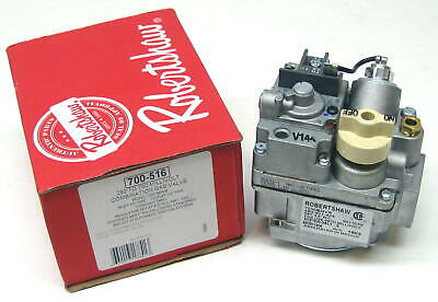 Robertshaw Millivolt Mv Gas Valve 700-516 7000bmvr For Keating 023625