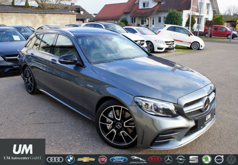 Mercedes-Benz C 43 AMG 4Matic T/PANO/LED/360/ACC/AHK