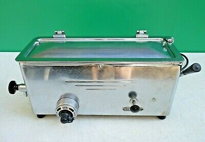Vtg Pelton Crane 1000w Model 214c Medical Dental Tattoo Instrument Sterilizer