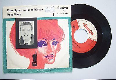 Amiga 450409 Vinyl Single Rote Lippen soll man küssen / Baby Blues !