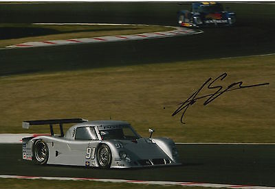 Marc Goossens Hand Signed 12x8 Photo Grand-Am Rolex Sports Car Series 1.