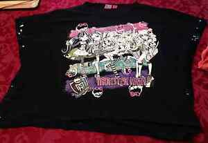 Monster High TSHIRTS West Island Greater Montréal image 2