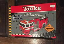 Tonka to the Rescue Jigsaw Book Joondalup Joondalup Area Preview