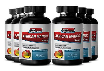 - Antioxidant Power Caps - African Mango Extract 1200mg - Irvingia Gabonensis 6B