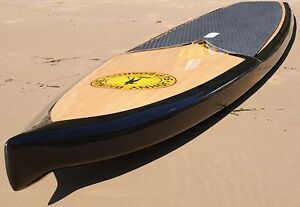 "Brand new 12'6"" SUP board complete package Wattle Grove Liverpool Area Preview"