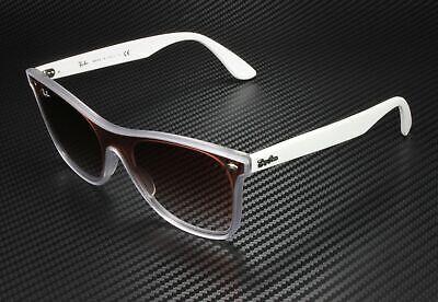 RAY BAN RB4440N 6357V0 Blaze Wayfarer Mt Transp Red Grad Mir 41 Men's Sunglasses