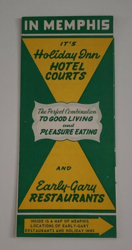Memphis, Tennessee Holiday Inn 1960