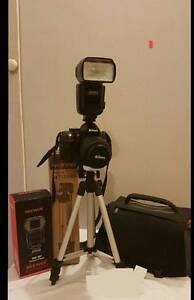 Nikon D5200 camera and accessories Acacia Ridge Brisbane South West Preview