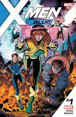 X Men Blue 1 1St Print
