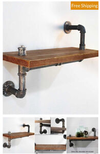 Adairs Floating Shelves - Rustic Industrial Perth Perth City Area Preview