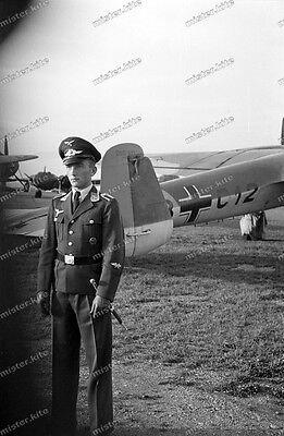 Negativ-do 17-donier-kampfgeschwader-kg 76-fliegerhorst-bomber Wing-26 Militaria Sammeln & Seltenes