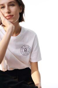 Club Monaco Crest Tshirt - XS/S - BNWT