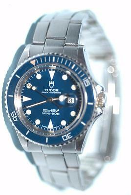 Rolex Tudor Prince Oysterdate Mini-Sub Submariner Watch Ref. 73090 - Nice Ex++!