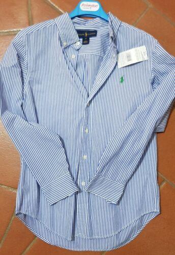 camicia bambino taglia 14 anni Ralph Lauren