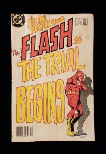 Flash #348 FN 1985 Stock Image