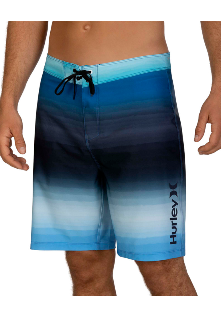 HURLEY Men's Phantom Spray Blend 20-Inch Swim Boardshorts Ob