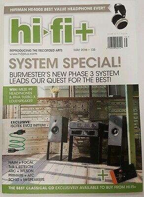 Hi Fi + System Special Best Value Headphones Burmester May 2016 FREE SHIPPING (Best Hi Fi System)