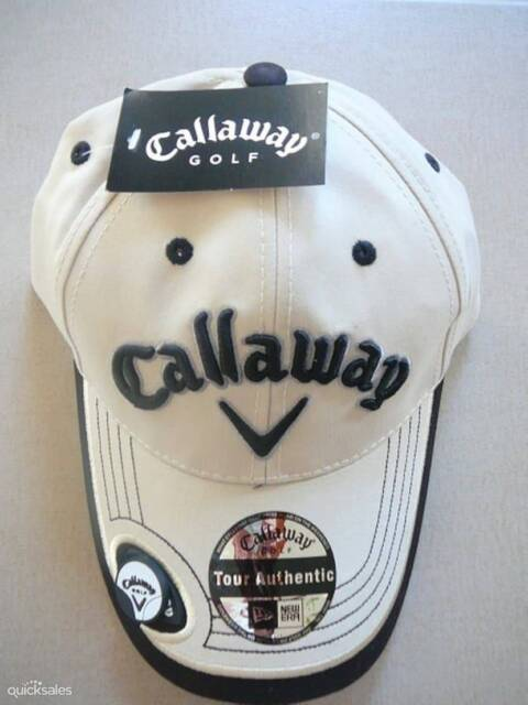 NEW CALLAWAY GOLF CLUB CAP HAT with CALLAWAY ... fccf2ba27f3