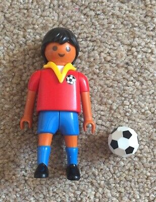 Playmobil Football Figure and Ball