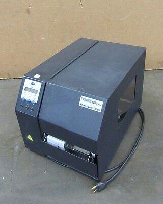 Printronix Thermaline 5000 T5206e Thermal Barcode Label Printer 100-240v 350w