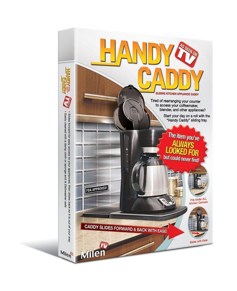 Milen Handy Caddy Sliding Tray - As Seen On TV