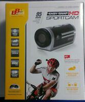 Videocamera Sportcam Easy Snap Hd Bestbuy 1751 Hdmi Weather Water Proof +access. -  - ebay.it