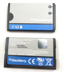 BlackBerry Curve C-S2 CS2 BATTERY 9330 9300 8530 8520 8350 8330 8320 8310 8300