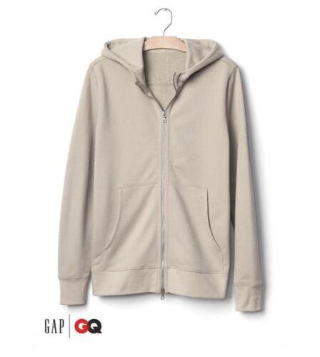 3bde4f2280539 Мужская толстовка Gap x GQ John Elliott Co. Clay french terry dual zip  hoodie Yeezy Sz L FOG