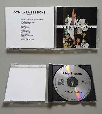 """The Faces - """"Ooh La La Sessions"""" CD mint"""