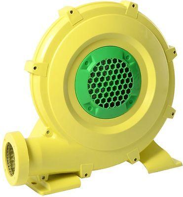 Air Blower Pump Fan 450 Watt 0.6hp For Inflatable Bounce House Bouncy Castle