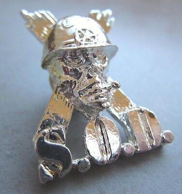 S.O.D. - Stormtrooper of Death - Pin  - 80er Jahre /  Rar!