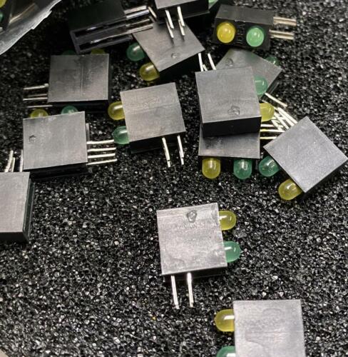 IDEA LED G78B/Y+G  Bi-Level 3mm PCB LED Array Yellow/Green  **NEW**  Qty.5