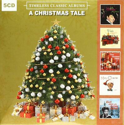 A Christmas Tale: Timeless Classic Albums VARIOUS ARTISTS Best Of MUSIC New 5 (Best Classical Christmas Albums)