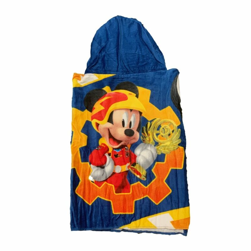 Mickey Mouse Kids Hooded Towel