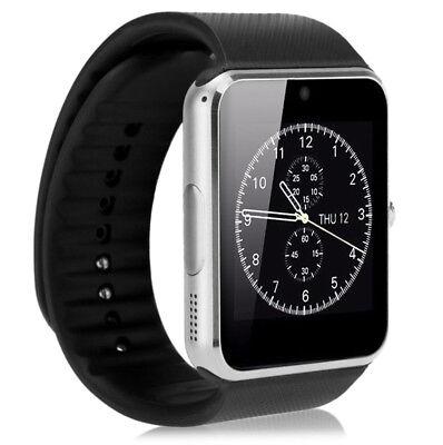 Smartwatch Bluetooth Armband Uhr + Kamera SIM Handy GT08 für Android und iPhone - Smart Watch
