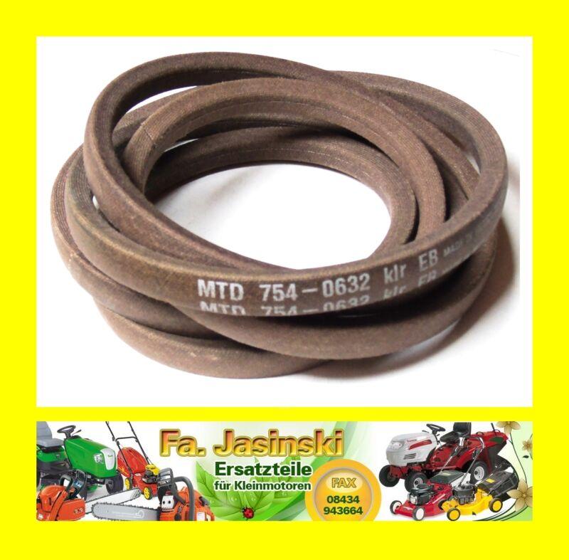 MTD 754-04222 Keilriemen für Rasor 16//92 H Fahrantrieb 2010 13AT495E618