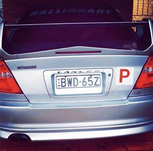 2000 Mitsubishi Lancer MR Pemulwuy Parramatta Area Preview