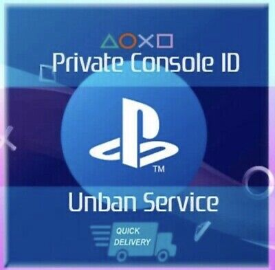 PS3 Console ID/CID + PSID | PRIVATE | WARRANTY | UNBANNED |...