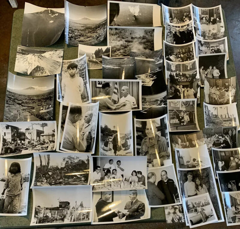 Lot of 40 Vietnam War US Soldiers Photographs in Country + from estate