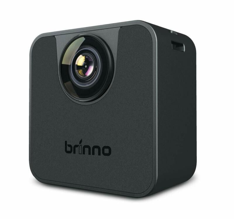 Brinno TLC120 HDR Time Lapse Camera with BLE & Wi-Fi remotely Controlled