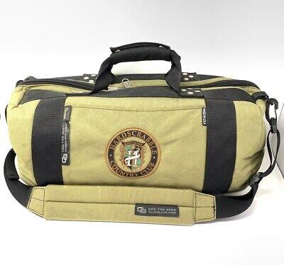 Club Glove Duffle Bag Cordura Golf USA Tan -