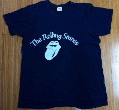 ROLLING STONES 1970s Promo (?) Concert Tour (?) T-Shirt (Parking Lot)