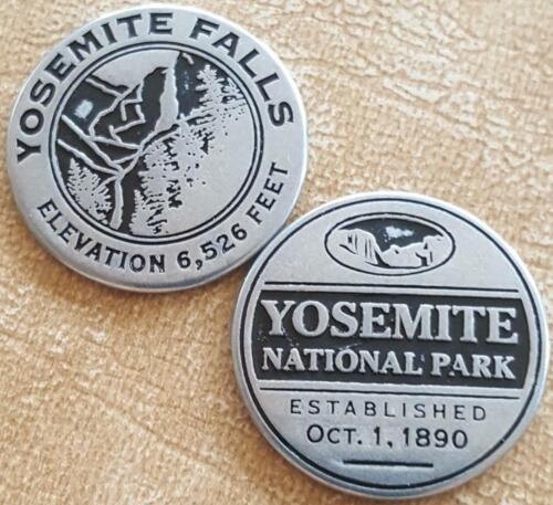 YOSEMITE NATIONAL PARK - YOSEMITE FALLS TOKEN - CALIFORNIA