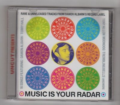 (IF640) Uncut, Music Is Your Radar - 2009 CD