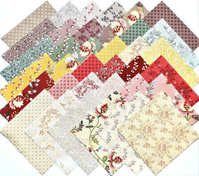 Madame Fleur Charm Pack From Lecien - (42) 5