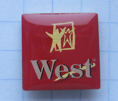 WEST ..........................................Zigaretten Pin (N2)