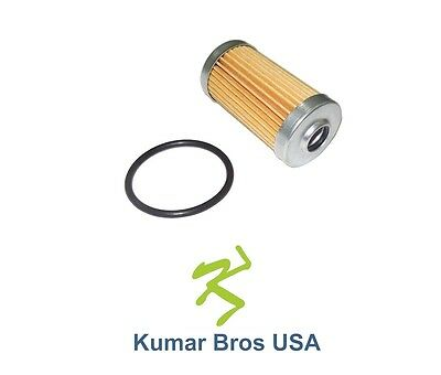 New Element Fuel Filter With O-ring Fits John Deere Pro Gator 6x4 Gator Diesel