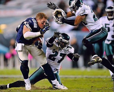 JASON WITTEN 8X10 PHOTO DALLAS COWBOYS PICTURE NFL FOOTBALL VS EAGLES ()
